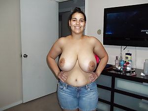 Amateur BBWs - Teens, College Girls and Wives
