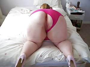 BBW & SSBBW Asses Collection #21