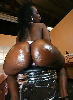 My ebony bbw booootie collection