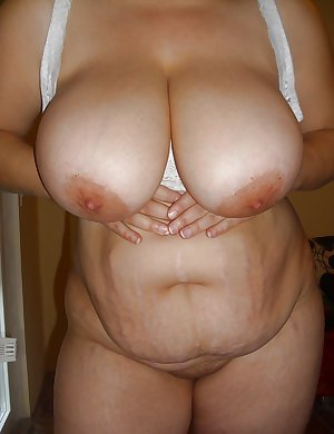BBW & SSBBW Big Boobs Collection #1